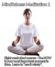 Mindfulness Meditation 1 short course
